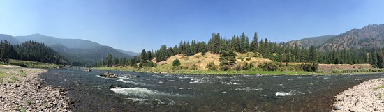 Plains, MT: Fishing on the Clark River