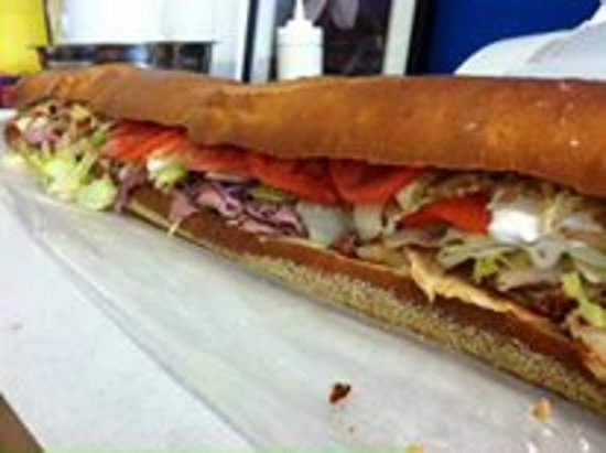 Wilton Manors, Флорида: Three Foot Subs