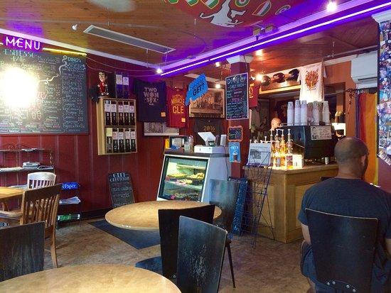 Dino's Cappuccinos, Yellow Springs - Restaurant Reviews ...