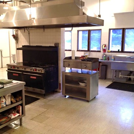 Underwood, Kuzey Dakota: Commercial Kitchen