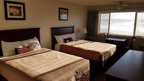 銀沙海濱度假酒店張圖片
