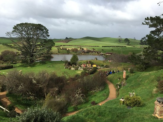 Xquizit Day Tours: Hobbiton