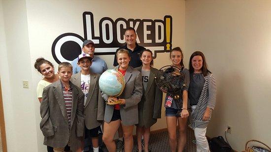 Locked! Evansville