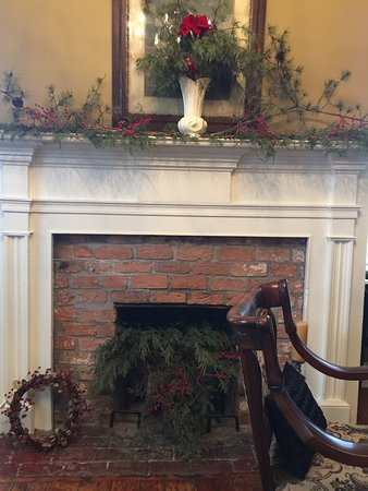 Rogersville, TN: One of the many fireplaces