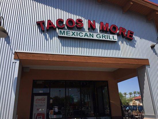 Tacos n More Maricopa AZ