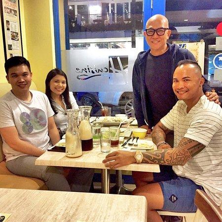 Watery lasagna fotograf a de h cuisine quezon city tripadvisor for H cuisine tomas morato