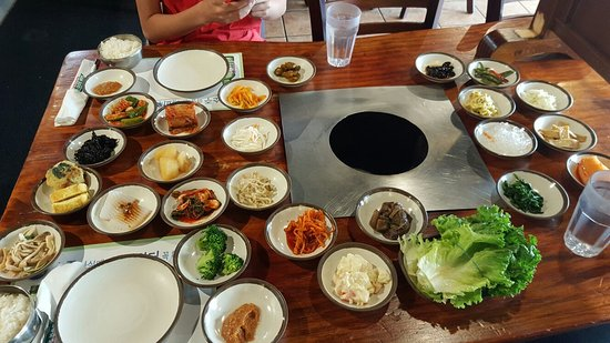 San Soo Gab San Korean Restaurant & Sushi House: 20160707_123958_large.jpg