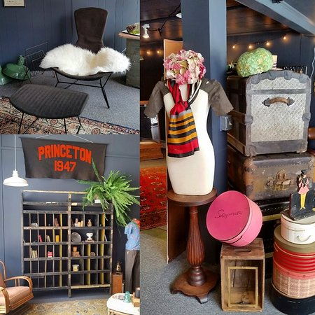Ashland, New Hampshire: Q&Q also offers quality antiques and vintage