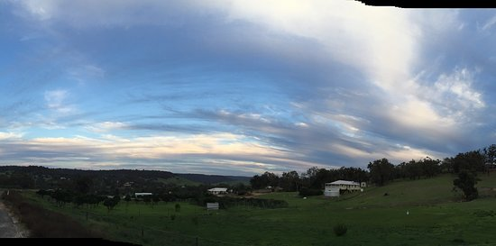 Bullsbrook, Australien: The view