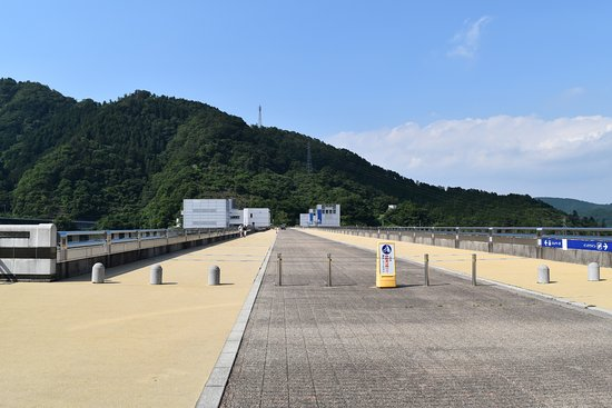 Lake Miyagase: 宮ケ瀬ダム