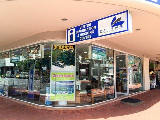 Reefinfo Visitor Centre