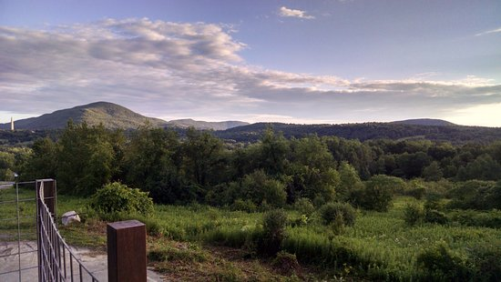 The Publyk House: View from the deck