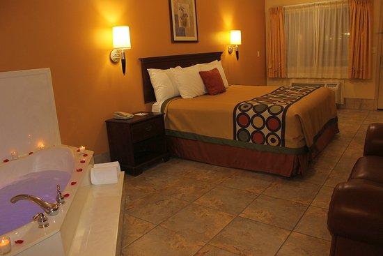 Texas Inn Suites Mcallen Airport Mall 42 5 6 Updated 2018 Prices Motel Reviews Tripadvisor