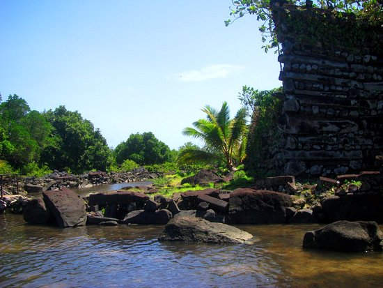 Federated States of Micronesia: Nan Madol