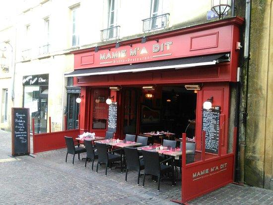 Metz restaurant mamie m 39 a dit photo de au marche metz tripadvisor - Restaurants place de chambre metz ...