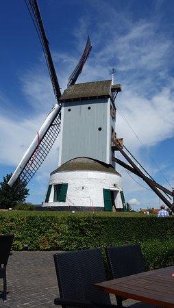 Gistel, Belgia: molen