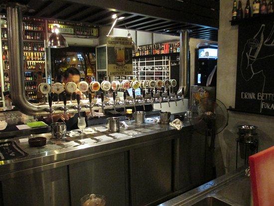 Taps Beer Bar Kuala Lumpur Picture Of Taps Beer Bar