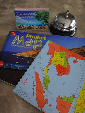 Cool Sea House: Let us help you plan your trip in Phuket