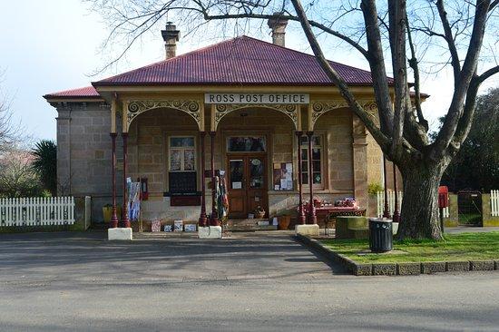 Tasmania, Australia: Old Post Office Ross
