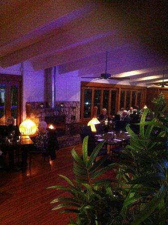 Trios at south Pacific resort