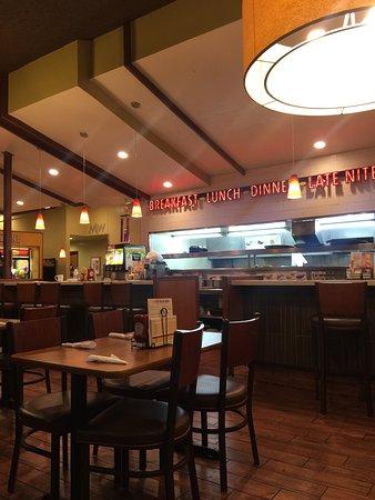 Gustine, Kalifornia: Denny's