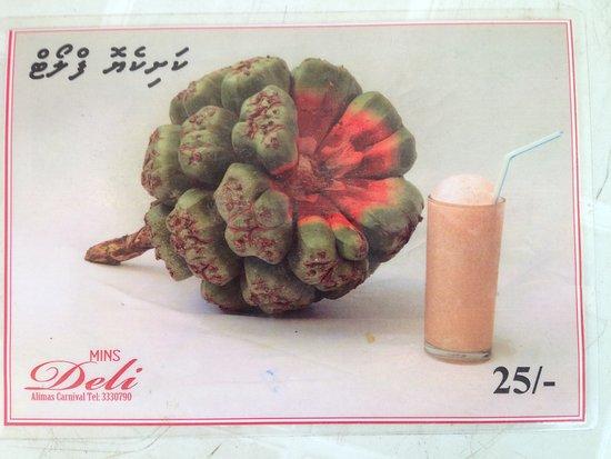 Bilde fra Addu Atoll