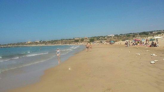 Parco di Costa di Carro - Spaccazza: Spiaggia incantevole