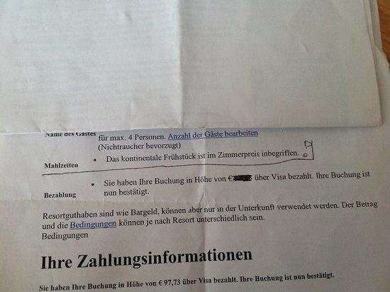 Schoenhouse Apartments: War es eben nicht!!!