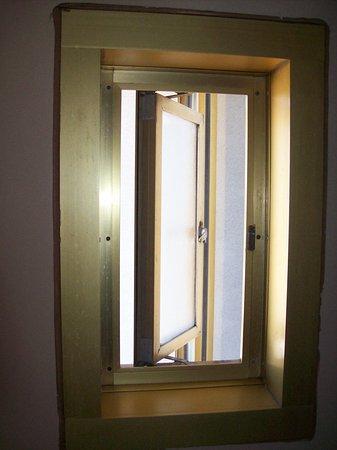 El Cortez Hotel & Casino: I love windows in the shower!!!