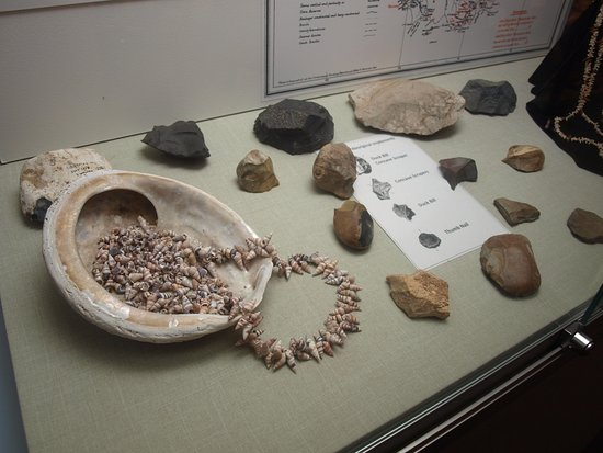 The St Helens History Room has more than 1000 artefacts on display.