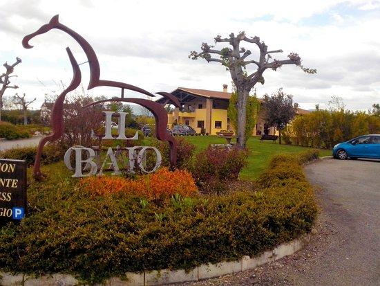 Camporoppolo, Itália: L'ingresso