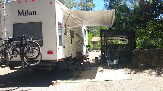 Antlers Rv Park And Campground Reviews Lakehead Ca