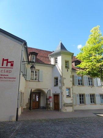 Maison du Patrimoine Edouard Boeglin – Centre d'Interpretation de l'Architecture et du Patrimoine