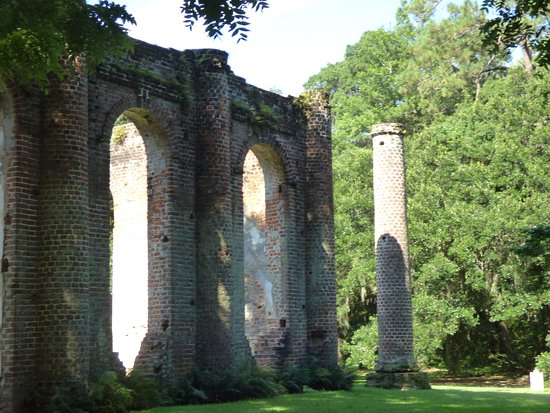 写真Old Sheldon Church Ruins枚