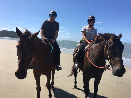 Cape Tribulation Horse Rides: photo0.jpg