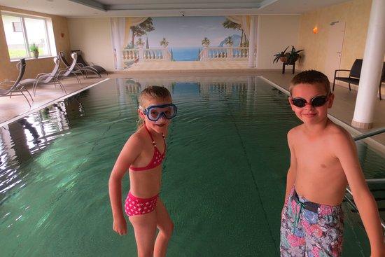 Alpenhotel Waldfrieden: Binnenzwembad