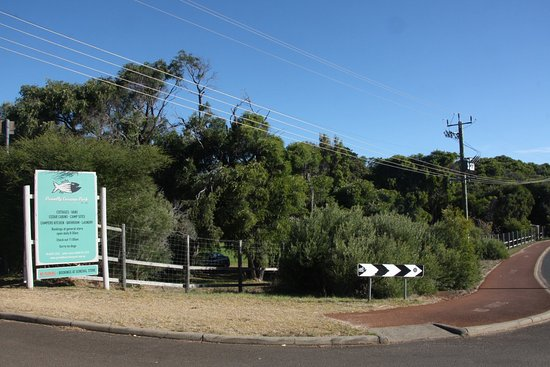 Prevelly, Australia: Quiet beachside location