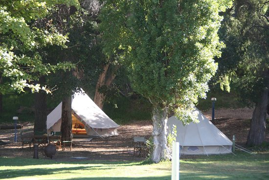 Prevelly, Australien: Enquire about our fully set up 'glamping' options!