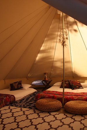 Prevelly, Australia: Enquire about our fully set up 'glamping' options!