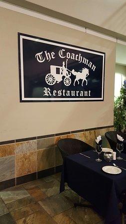 The Coachman Restaurant : Entrance