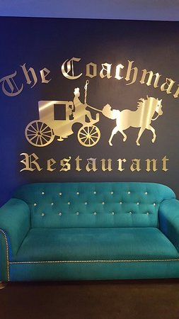 The Coachman Restaurant : Inside