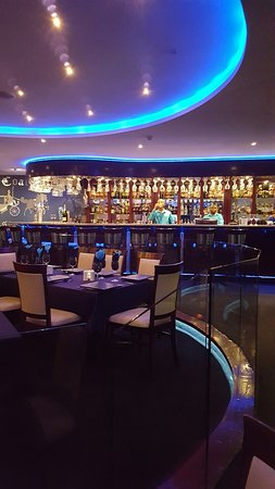 The Coachman Restaurant : Bar area