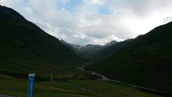 Cresta, İsviçre: Aussicht ins Bergalga-Tal
