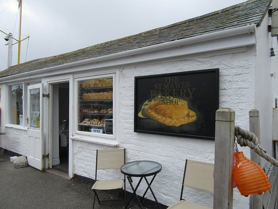 St Mawes, UK: Bakery