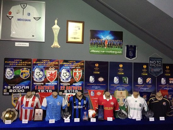 ‪Odessa Museum of Football‬