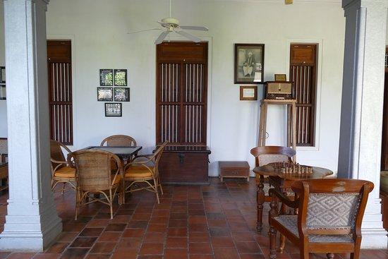 Kanadukathan, India: Games room