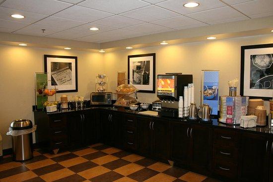 Uniontown, Pensilvania: Breakfast Buffet