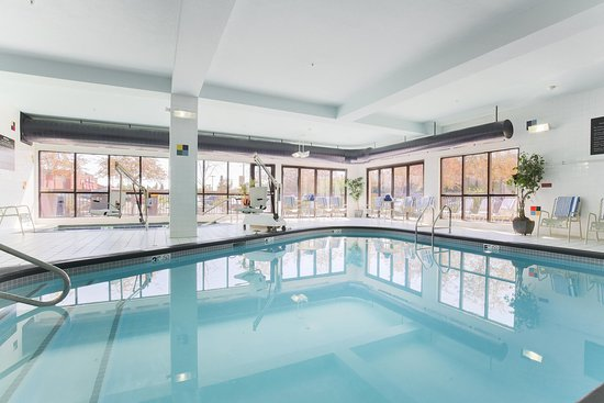 Hampton Inn Anchorage: Fitness Center