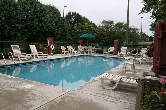 Hampton Inn Abingdon : Lounge or Swim