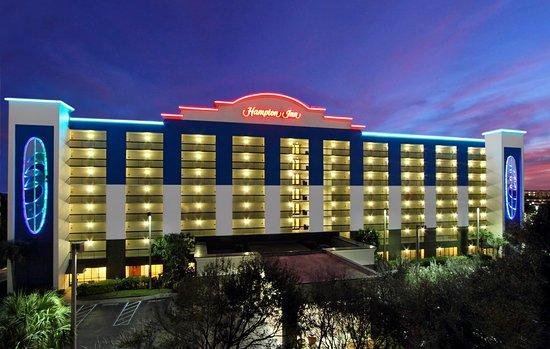 Hampton Inn Cocoa Beach/Cape Canaveral: Hotel Exterior